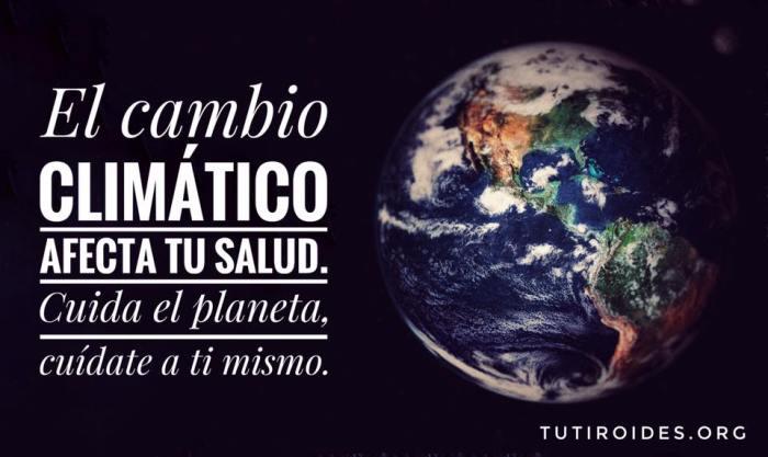 TT Planeta y cambio climático